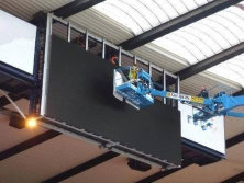 LED display factory installation focus-2