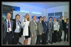 The experts of Russian Laser Association visited our company