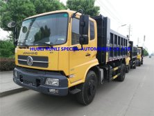 Dump trucks to Myanmar