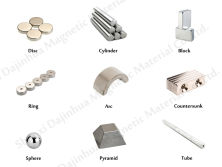 Sintered Neodymium Magnets All Size Can Be Customized