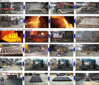 Cone crusher parts process