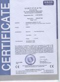CE Certificate for Some Cameras