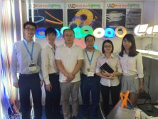 2015 Hongkong lighting fair