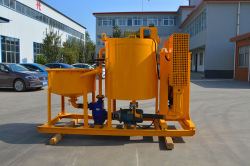 Grouting pump station sold to Thailand