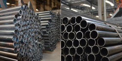 Can you clear the veins on the end of the pipe and the seam in the welded pipes? what′s the cost?