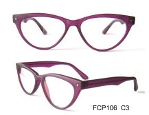 New women plastic optical glasses