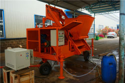 Foam Concrete Mixing Machine