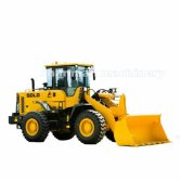 4ton wheel loader