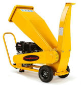6.5HP wood chipper
