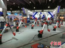 The scale of China′s robot industry is expanding rapidly
