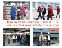 Clients who come from Cameroon visited our factory