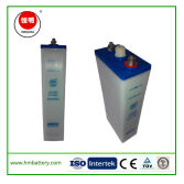 Nickel Cadmium Alkaline Battery Gn125 for UPS, Railway, Substation.