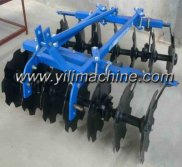 1BQ light duty disc harrow, mini disc harrow