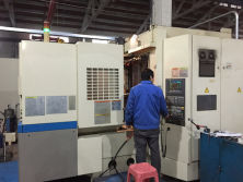 OKUMA CNC Machine Center