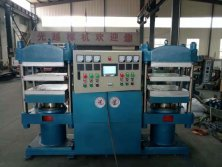 rubber vulcanizer machine