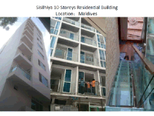 Sisilhiya10-Storeys Residential Building Location:Maldives