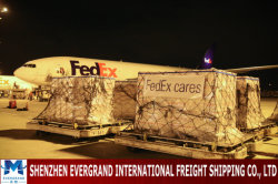 Air freight from China to Canada