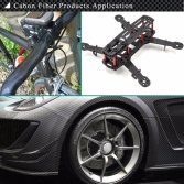 Carbon Fiber Products Application