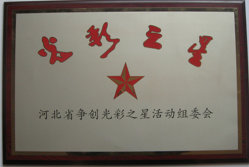Bright Star of Hebei Province