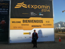 2014 Expomin in Chile