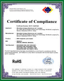 ROHS certificate for Mini300