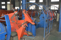 18-Bobbin Frok Type Stranding Machine