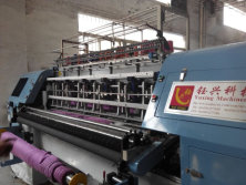 Industrial lock stitch multi-needle quilting machine YXG-64-2C
