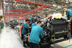 Truck Production Line