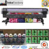 Mimaki CS100 Inks and Chips