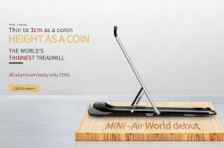Mini Air World debut