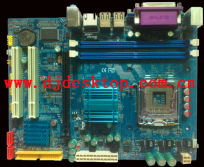 Hot sale full new heavy discount 945GM-775 socket motherboard with 4 USB