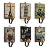 Hot Selling Metal Wall Hooks & Antique Wall Coat Hook Wholesale