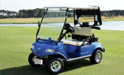 HDK Golf Cart at Sanctuary Cove Golf and Country Club GC,Australia
