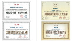 China Quality Manufacture Certificate