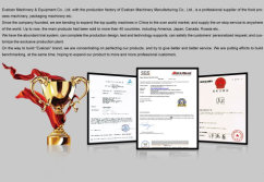 Company Introduction and Certificate