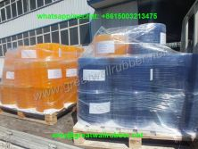 transparent PVC soft sheet packing