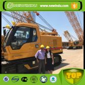 Bangladesh Customer Visited Office for Meeting on Crawler Crane