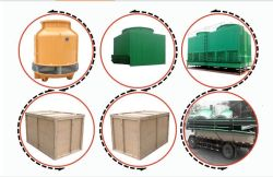 Package & Shipping for Open type Cooling Tower