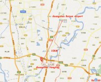 10kw Away From Guangzhou Airport