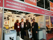 South Africa Power-Gen Exhibition Customer Group Photo