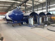 8 units LPG skid station exported to Tanzania