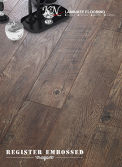 Oak HDF Laminated Flooring Embossed-in-Register(EIR)