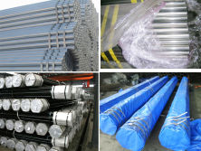 What′s the packing way of your steel pipes?