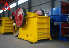 Principle of Operating Jaw Crusher