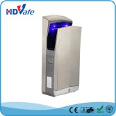 GS RoHS Certified Dual Jet Air High Speed Automatic Hand Dryer for Hotel Washroom Toilet Drier
