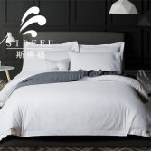 Why more and more people choose white bedding set