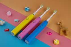 Musical kid sonic electric toothbrush