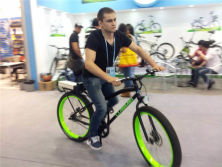 Electrick bike in Canton Fair