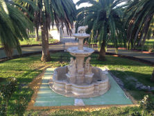 BFP Project Cases 7.2 - Luxury Fountain for Australia Villa