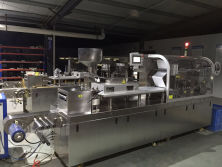 DPK-260H High Quality Automatic Blister Packing Machine
